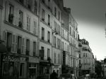 A Route En Paris by Captured-Being