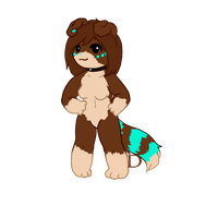 ych chibi commission - jocyhope by DesmodiaDesigns