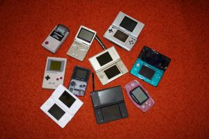Nintendo Handhelds Collection by MetaKnight2716