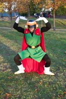 Dragon Ball Cosplay Contest - #7 Manuele Molla by miccostumes