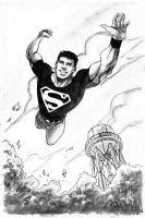 Superboy by Miketron2000