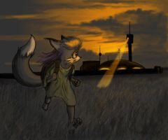 Commission: Runaway by NetRaptor