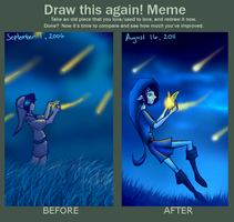 Draw This Again Meme by Phantom-Fyre