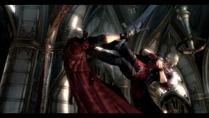 DMC4 - The Shadow Out of Time by JamieBayliss
