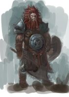 barbarian_WIP by fLieRz
