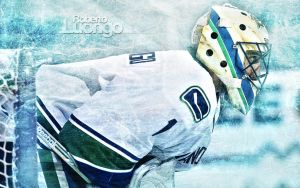 Roberto Luongo Wallpaper by XxBMW85xX