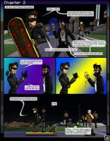 Minecraft: The Awakening Ch2-8 by TomBoy-Comics