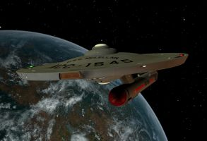 Another Starship by gregar69