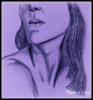 Female Neck by RicGrayDesign