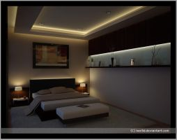 sutami bedroom II by kee3d