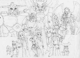 Digimon Tamers by Omnimon1996