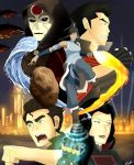 Legend of Korra by KhangHi