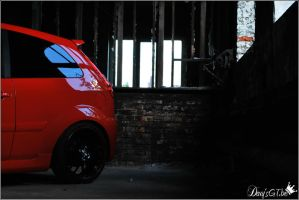 Ford Fiesta Shoot 2 by DavysGT
