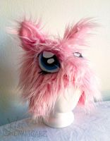 Fluffle Puff Commission Hat by HatShenaniganz