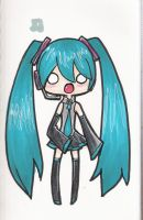 Miku by why-yari
