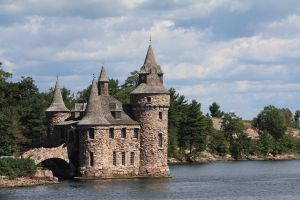 [C005] Boldt Castle Power House by MANGO-stock
