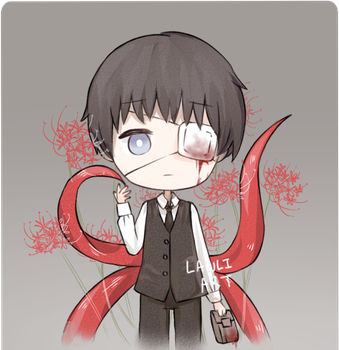 kaneki ken! by Lawli-Art