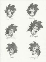Son Rez Expressions (Revamped) by chrisolian
