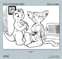 The Storyboard - 008 by RickGriffin