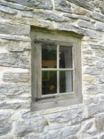Stone Window by BAC-of-all-trades