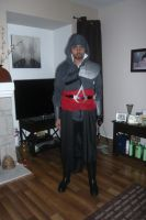 My Ezio Cosplay by indy7738