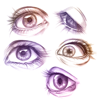 Eyes by WingChant