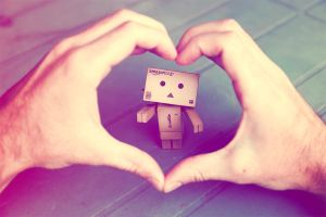 I Heart Danbo by I-Heart-Photo