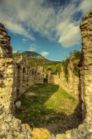 Greece - Mystras - 01 by GiardQatar