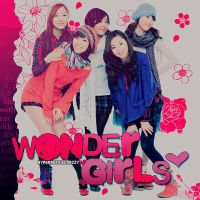 Wonder girls With Mimi by hyperactivecrazzy