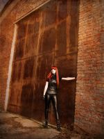 Latex Lady by DarkVenusPersephonae
