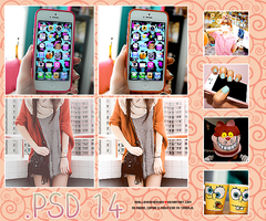 | PSD 14 | by RealLoveNeverDies