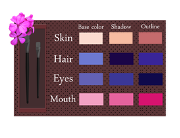 Musa - Colour Palette by Efyme