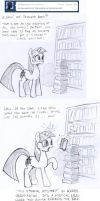 Ask Twilight Sparkle : Qu. 2 by Skutchi