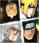 Hokage -collab- by M-Shu