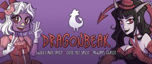 DragonBeak Table Banner by DragonBeak