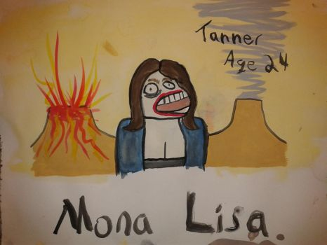 Mona Lisa by TG-Rob-555