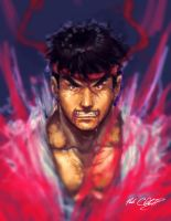 Ryu transforming plus video by Mark-Clark-II