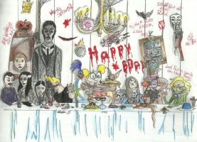 massy birthday party by hatoola13