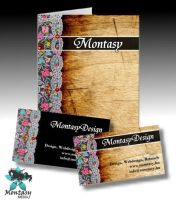 Kalocsa Business Card by Montasy