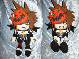 Halloween Town Sora by Squisherific