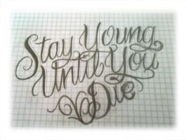 stay young by smurfpunk