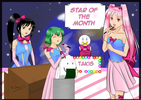 Temo's Calendar Contest Entry by StarlightMemories