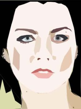 Amy in vector by trianax