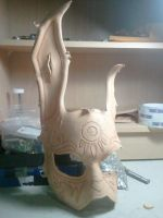 BioShock Rabbit Mask Work in Progress by Skinz-N-Hydez
