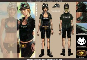 catown police setting part 3 by tman2009