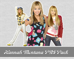 Hannah Montana PNG Pack by Green-Romance