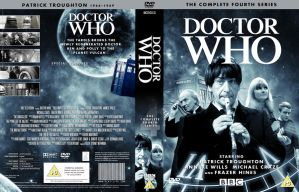DOCTOR WHO CLASSIC  SERIES 4 by MrPacinoHead