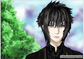 Noctis from FFvsXIII by shrimpHEBY
