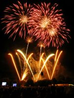 Classical sparks fireworks 2 by RealmKnight