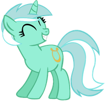 Happy Lyra by IamthegreatLyra